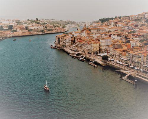 Foz do Douro no Porto