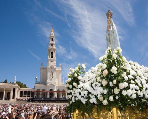 Fátima, Lugar da Aparição de Nossa senhora